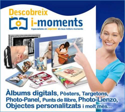 i-moments: Añade tus fotografías a cualquier objeto