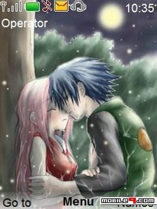 beso romantico