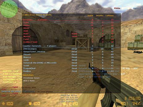 sXe Injected: Truco para bloquer las trampas en las partidas online a Counter Strike