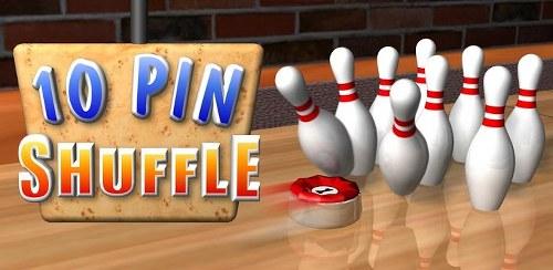 10 pin shuffle