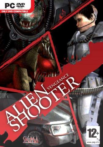 Alien Shooter - Revisited: Un juego emocionante de alienígenas para PC