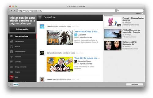 AudioTube: Programa que convierte de video a mp3 bien fácil