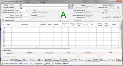 Gestion de ventas Magsis Version Full: Controlar las ventas, compras, stock, cobros, pagos con este programa