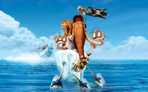 Ice Age 4 Wallpaper de alta calidad