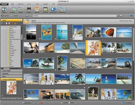 MAGIX Foto Manager 10: Un buen editor para tus fotografías