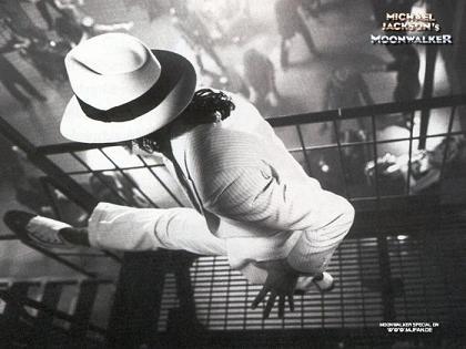 Ponle a Michael Jackson haciendo el moonwalk en tu escritorio