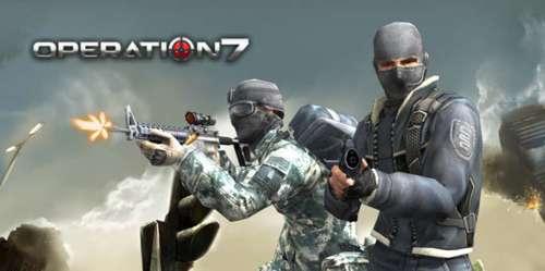 Operation7: Juego de enfrentamientos urbanos muy realistas