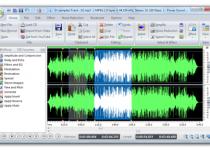 Power Sound Editor: Graba, editar y mezclar sonidos