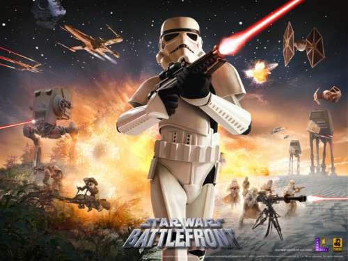Protector de pantalla de StarWars Battle Front II