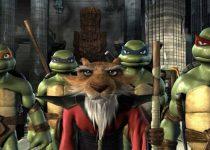 Fondos en 3D de las tortugas ninjas