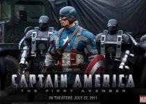Wallpaper Capitán América: El primer vengador.