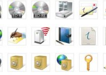 Windows 7 PDC: Bájate todos los iconos de Windows 7 para XP y Vista