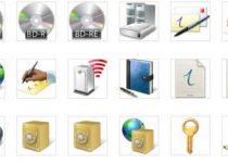 Windows 7 PDC: Bájate todos los iconos de Windows 7 para XP y Vista