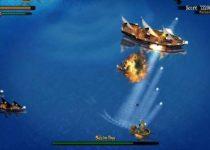 Woody Two-Legs: Un juego de combate naval