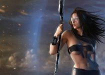 Fondos de pantalla de una chica Bionica Luchadora
