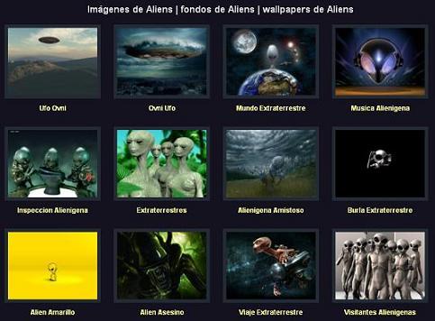 Los mejores fondos de aliens y de alta calidad