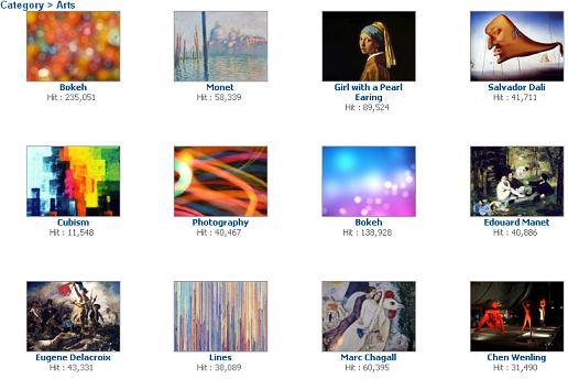 Fondos impresionantes de arte contemporáneo para tu escritorio de alta calidad