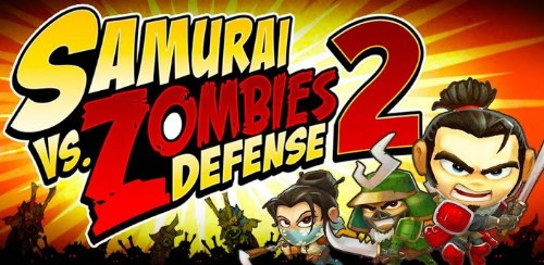 samurai vs zombies