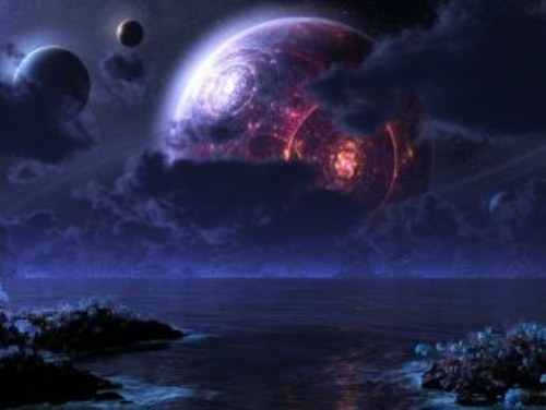 planeta desconocido