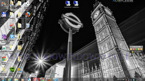 londres windows7