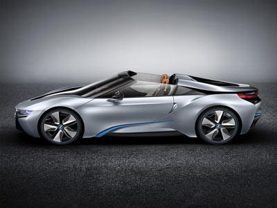BMW i8 Wallpapers de alta calidad