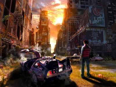 Back to the Future Wallpapers: Fondo de la película volver al futuro