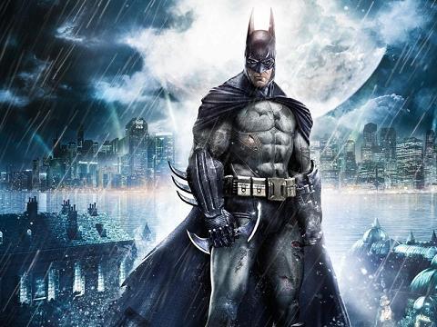 Batman en tu escritorio