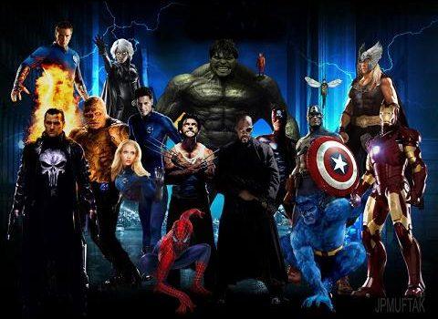 Todos los Comics Marvel en tu escritorio