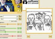 Creative Aplica efectos de dibujo a una imagen