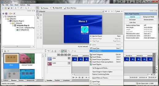 DVD Architect Studio: Crea DVD y Blu-ray muy fácil