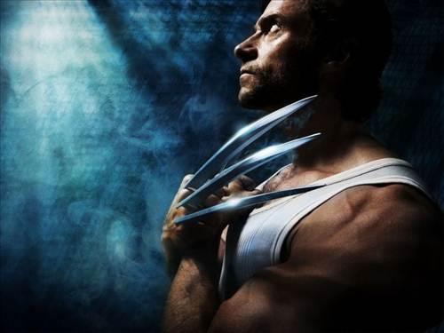 Garra Wolverine como fondo