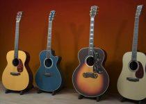 Guitarras Acústicas para los amantes de la música