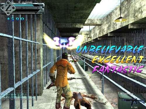 Gunz: Acaba con el resto de tus enemigos para sobrevivir