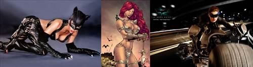 Las villanas más sexys de las películas en tu escritorio