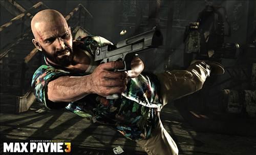 Max Payne 3: Una colección inmensa de fondos para iPhone, Android, Blackberry