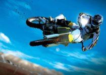 Fondo para tu escritorio de Motocross