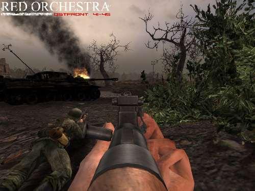 Juego sobre la segunda guerra mundial más realista