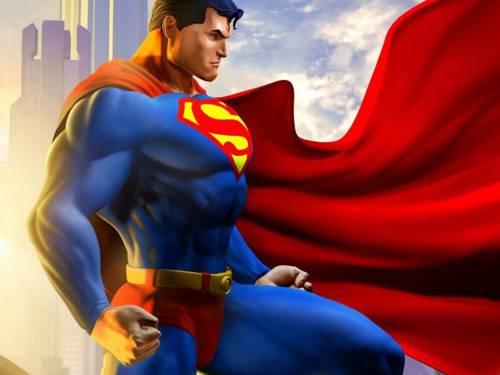 Un sorprendente fondo de Superman en 3D en tu PC