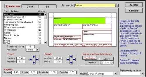 WinPYME 6.07.27 : Un programa empresarial muy potente