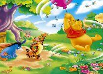 Winnie Pooh wallpaper: Recuerda tu época de infancia