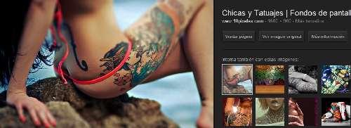 Descarga los mejores modelos de tatuajes para chicas
