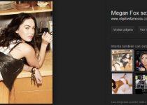 Fondo para tu escritorio de Megan Fox sexy