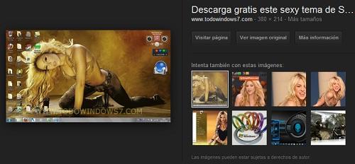Los mejores fondos para tu escritorio de Shakira muy sexy