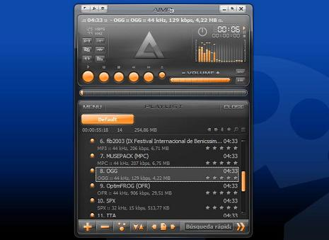 AIMP: Experimenta una super calidad de audio impresionante
