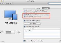 Air Display Connect: Tu iPad como segunda pantalla de tu PC