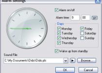 Analogue Vista Clock: Alarma de buenísima calidad para tu escritorio