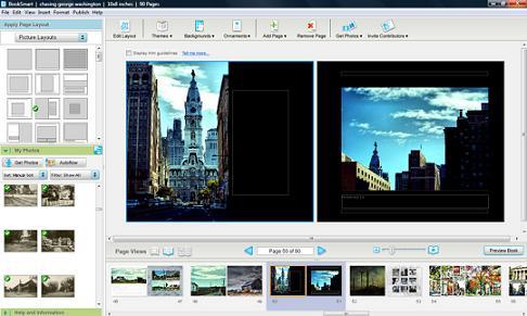Blurb BookSmart: Crea buenos álbumes fotográficos