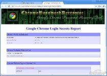 ChromePasswordDecryptor: Todas las contraseñas guardadas a tu alcance