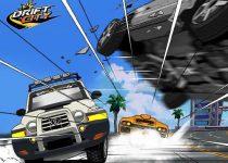 Drift City: Conducción de coches online con gráficos increíbles