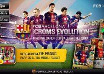 FCB iCroms evolution: Coleccionas los mejores jugadores de todos los tiempos del Barcelona